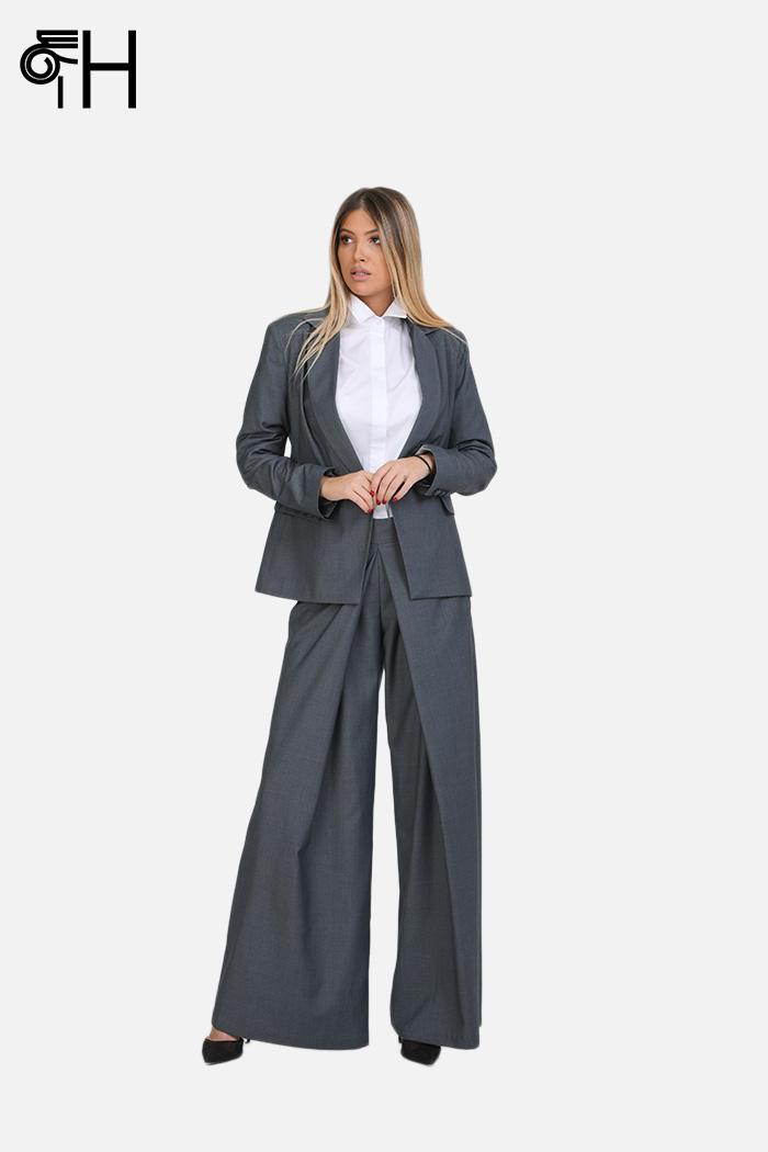 Long leg pantalone