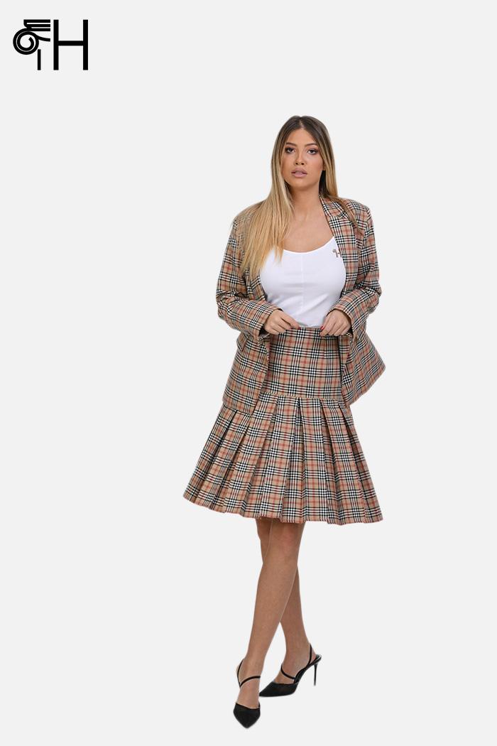 Škotska suknja