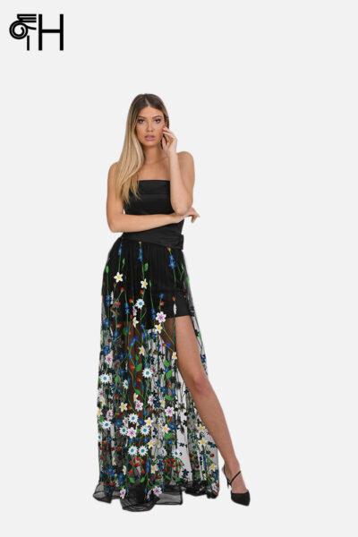 Mix dress